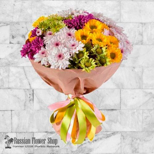 Ramo de flores de Kazajstán #1