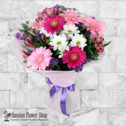 Kazakhstan Flower Bouquet #2