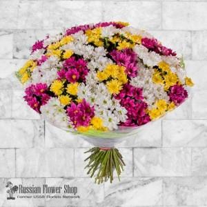 Kazakhstan bouquet de fleurs #5