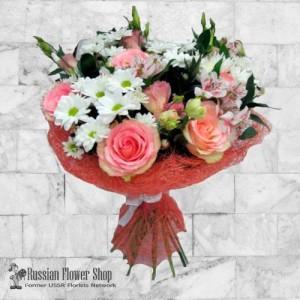 Kazakhstan bouquet de fleurs #7