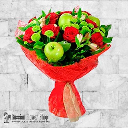 Kazakhstan Fruit Bouquet #2