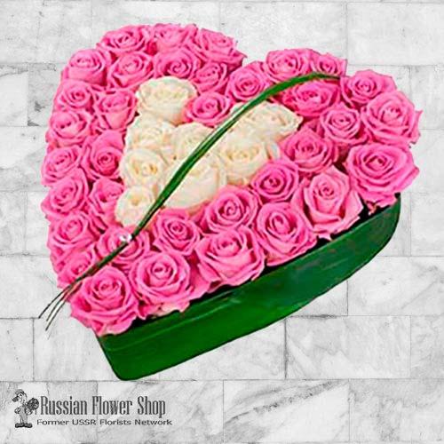 Kazakhstan Roses Bouquet #22