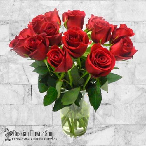 Kazakhstan Roses Bouquet #33