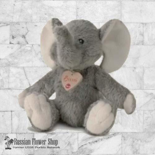 """Kazakhstan soft toy """"Elephant"""""""